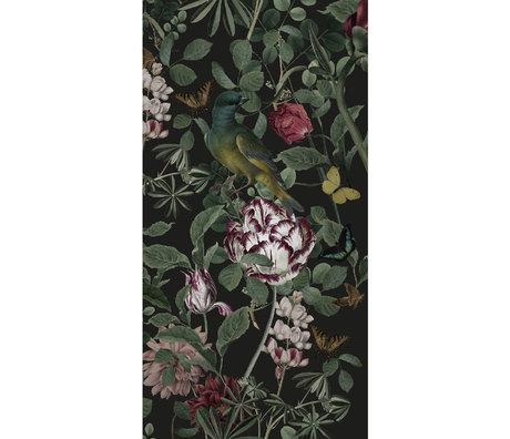KEK Amsterdam Behang Bold Botanics Flower Multicolor Vliesbehang 97,4x280cm (2 sheets)