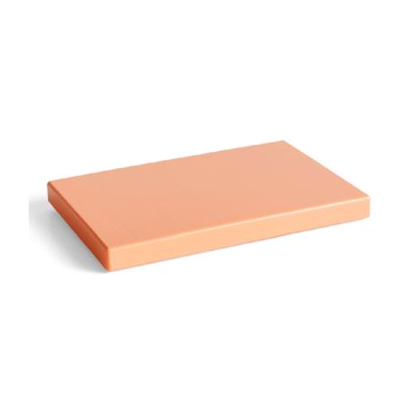 HAY Snijplank Rectangular Roze Kunststof 30x20x2,5cm