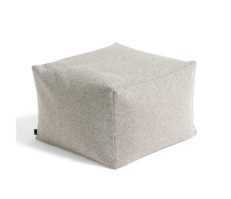 HAY Poef Cream Sprinkle Textiel 59x59x40cm