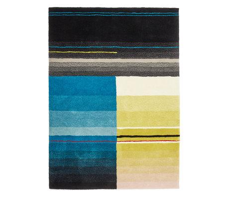 HAY Tapijt Colour No. 1 Multicolor Wol Katoen 240x170cm