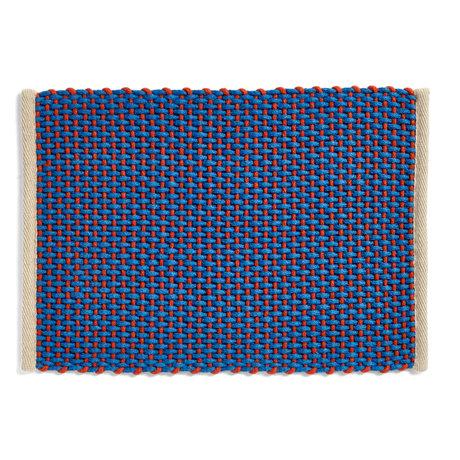 HAY Deurmat Blue Textiel 50x70cm
