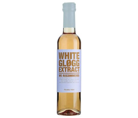 Nicolas Vahe Punch white extract 25cl