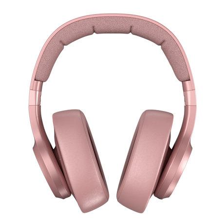 Fresh 'n Rebel  Wireless Over-ear headphones Clam ANC Dusty Pink Kunstof Textiel