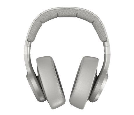Fresh 'n Rebel  Wireless Over-ear headphones Clam ANC Ice Grey Kunstof Textiel