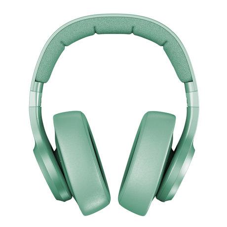 Fresh 'n Rebel  Wireless Over-ear headphones Clam ANC Misty Mint Kunstof Textiel