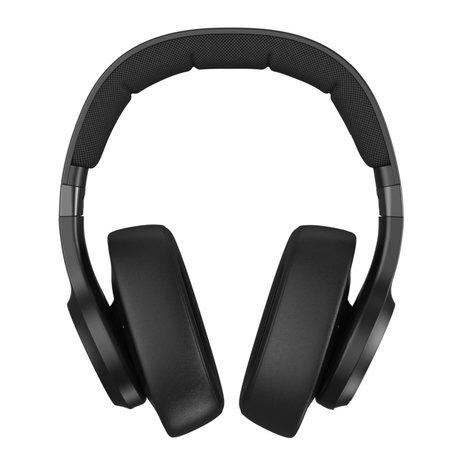 Fresh 'n Rebel  Wireless Over-ear headphones Clam ANC Storm Grey Kunststof Textiel
