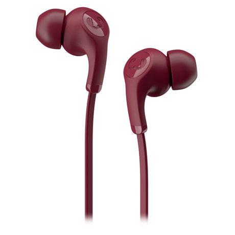 Fresh 'n Rebel  In-ear-headphones Flow Tip Ruby Red Kunststof