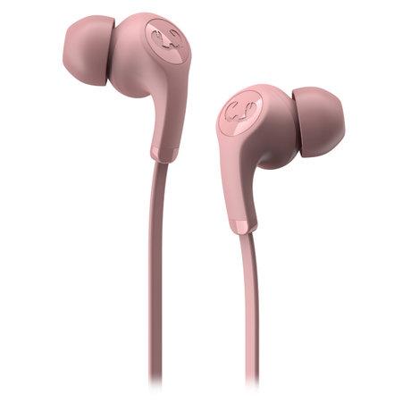 Fresh 'n Rebel  In-ear-headphones Flow Tip Dusty Pink Kunstof Textiel