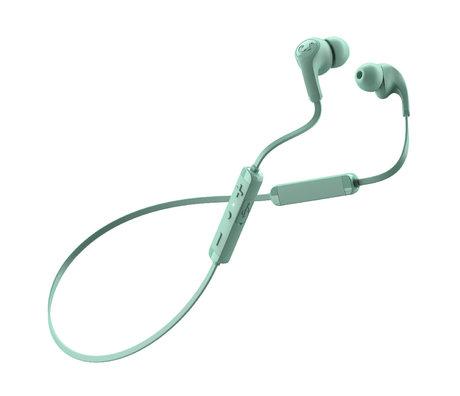 Fresh 'n Rebel  Wireless In-ear-headphones Flow Tip Misty Mint Kunststof