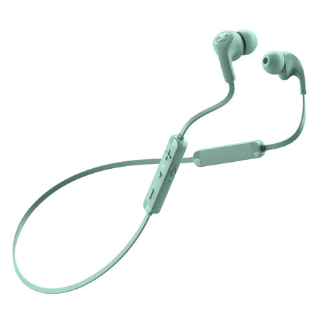 Fresh 'n Rebel  Wireless In-ear-headphones Flow Tip Misty Mint Kunstof Textiel