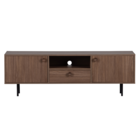 WOOOD TV-meubel Prato Naturel Hout Melamine 145x40x48cm