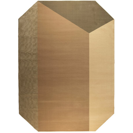 Zuiver Teppich Harmony braun Decolan Jute 290x200cm