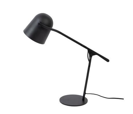 Zuiver Tafellamp Lau zwart metaal 52,5x57,5cm