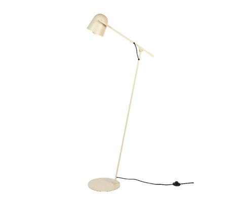 Zuiver Vloerlamp Lau bruin metaal 131x61cm