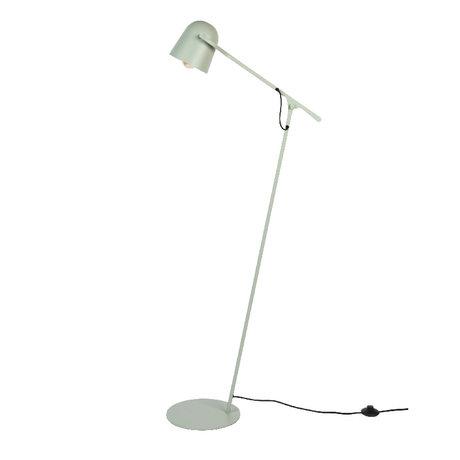 Zuiver Vloerlamp Lau groen metaal 131x61cm