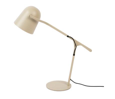 Zuiver Tafellamp Lau bruin metaal 52,5x57,5cm