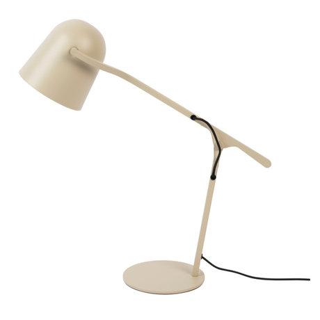 Zuiver Lau Tischlampe braunes Metall 52,5x57,5cm