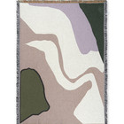 Ferm Living Woondeken Vista Multicolor Katoen 120x170cm