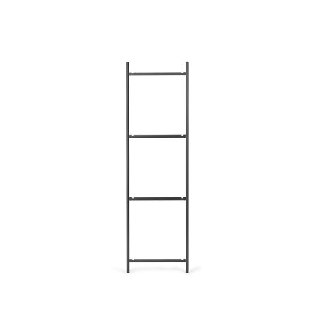 Ferm Living Kast Element Punctual Ladder 4 Antraciet Gepoedercoat Staal 2x42x142cm