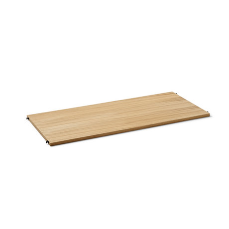 Ferm Living Kast Element Punctual Plank Naturel Eikenhout 40x89,6x2,3cm