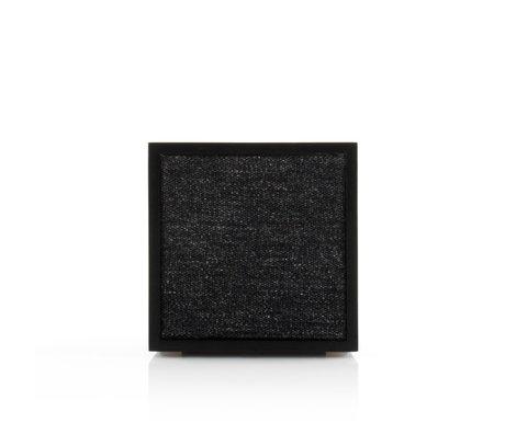 Tivoli Audio Wi-Fi / Bluetooth Speaker Cube Generation 2 Zwart Hout 11x11x11,7cm