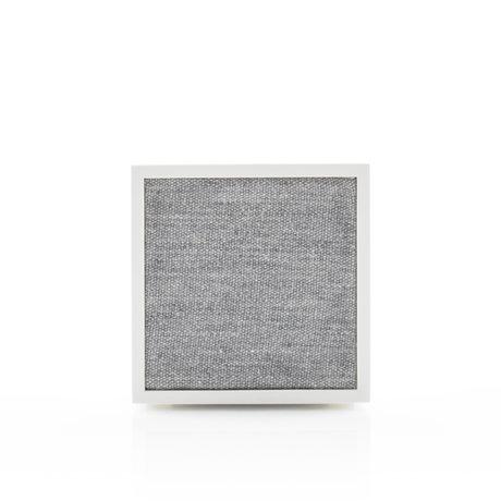 Tivoli Audio Wi-Fi / Bluetooth Speaker Cube Generation 2 Wit Grijs Hout 11x11x11,7cm