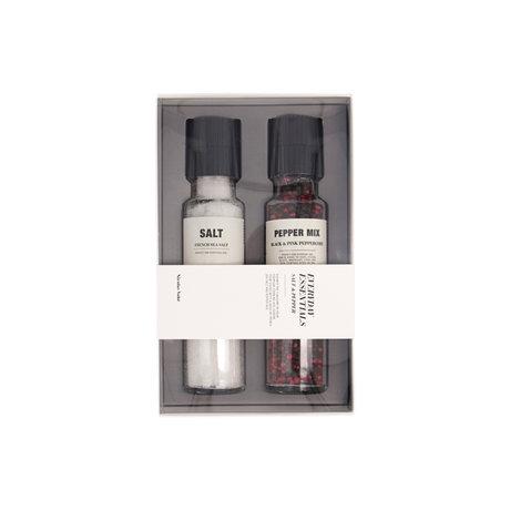Nicolas Vahe Giftbox Everyday Essentials Zout en Peper 335gr / 140gr