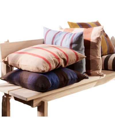 Cushions and plaids