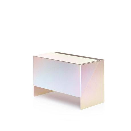 FÉST Tafellamp Yves Tropicalizate Multicolor Metaal 22,5x12x15cm