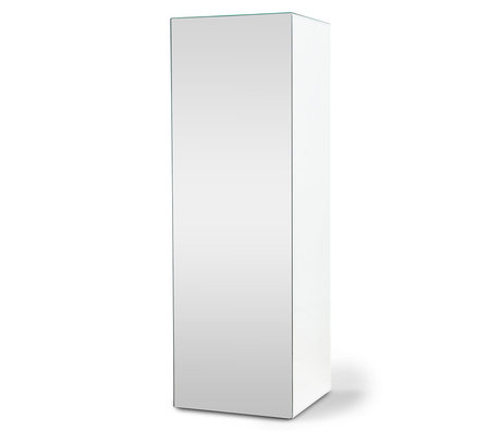 HK-living Pilaar L Mirror Glas 35x35x110cm
