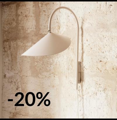 -20% discount Ferm Living lighting