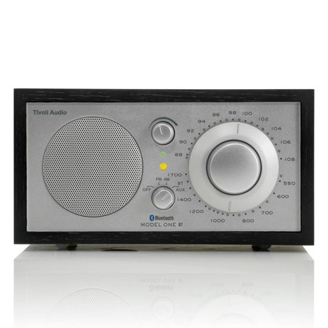 Tivoli Audio Table Radio One Bluetooth black silver 21,3x13,3xh11,4cm