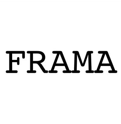 boutique Frama