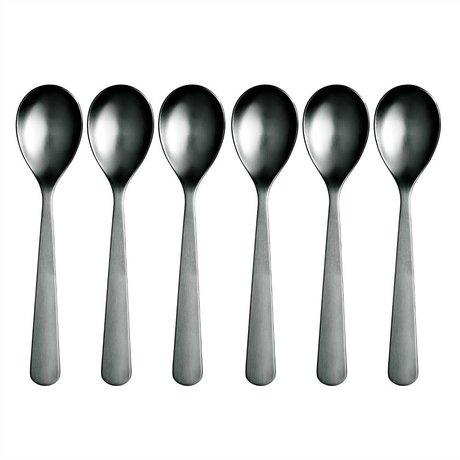 Normann Copenhagen Spoon Normann Cutlery set of stainless steel 6