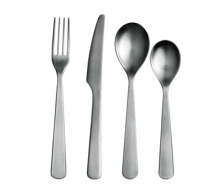 Nicolas Vahe Cutlery stainless steel cutlery set for 4 people