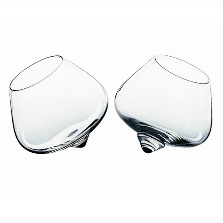Normann Copenhagen Glass Cognac glass set of two ø11cm