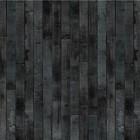 NLXL-Piet Hein Eek Wallpaper Maarten Baas Burntwood papier 900x48,7cm noir
