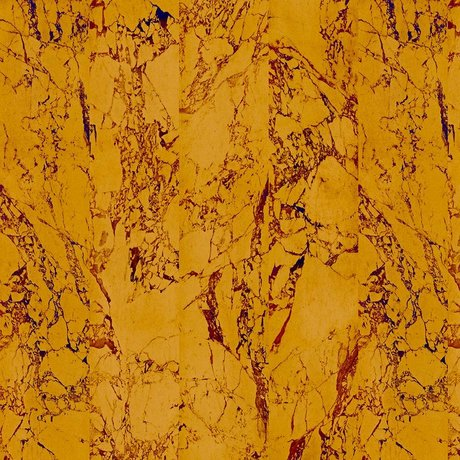 NLXL-Piet Hein Eek Wallpaper Gold-Marmorpapier 80 Gold 900x48,7cm