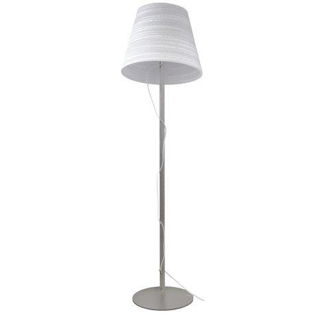 Graypants Tischlampe Boden weißem Karton Ø46x35cm