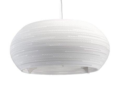Graypants Ohio 32 Pendentif lampe carton blanc Ø82x33cm
