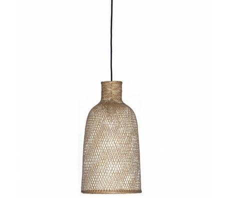Ay Illuminate Bamboo Hanging Lamp M2 natural brown bamboo ø30x55cm