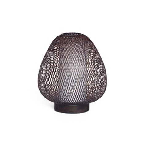 Ay Illuminate Table Lamp Twiggy AW brown bamboo Ø30x35cm