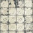 NLXL-Merci Tile wallpaper Brooklyn Tins Tin-01