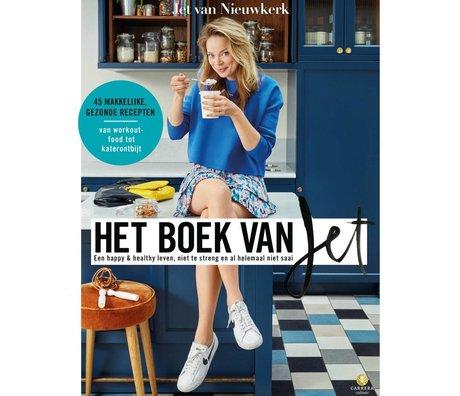 LEF collections Buch Das Buch von Jet (Jet Nieuwkerk) bunt Papier
