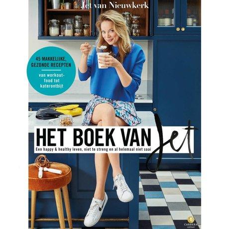 LEF collections Boek Het Boek Van Jet (Jet van Nieuwkerk) multicolor papier
