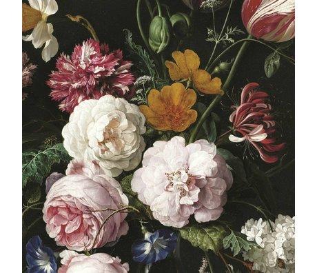 KEK Amsterdam Papier peint Golden Age Flowers III papier intissé multicolore 389,6x280cm