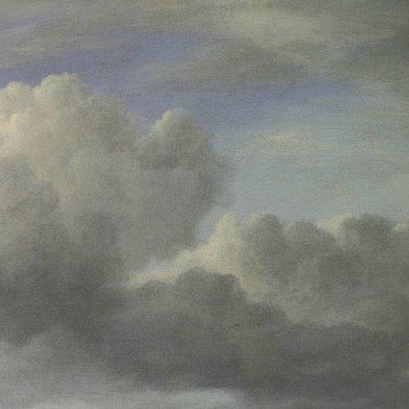 KEK Amsterdam Fond d'écran Golden Age Clouds III du papier multicolores web 389,6x280cm