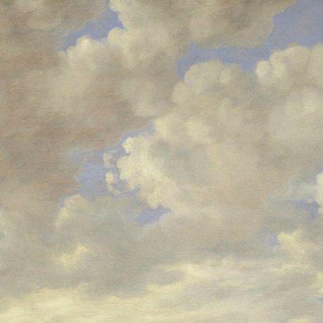 KEK Amsterdam Papier peint intissé Golden Age Clouds II multicolore 389.6x280cm