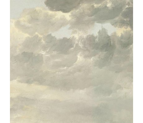 KEK Amsterdam Wallpaper Golden Age Clouds I multicolor paper web 389,6x280cm