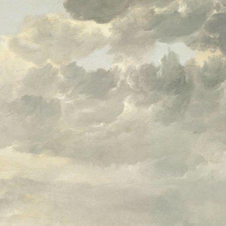 KEK Amsterdam Papier peint Golden Age Clouds I papier intissé multicolore 389.6x280cm